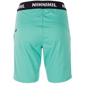 Nihil Praia Shorts Damen green wave